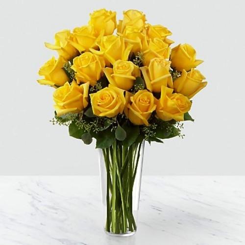 Ανθοδέσμη Ροζ Τριαντάφυλλα